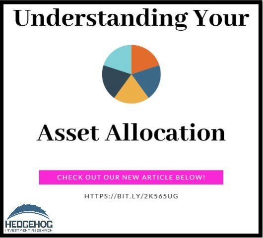 Asset allocation graphic.